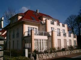 "Villa Rosita, ""Sandkörnchen"" II. Obergeschoss Mitte"