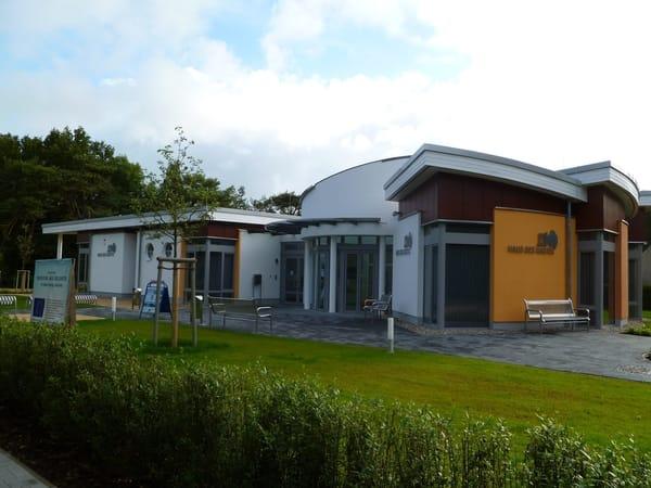 Das neue Kurhaus im Ostseebad Juliusruh