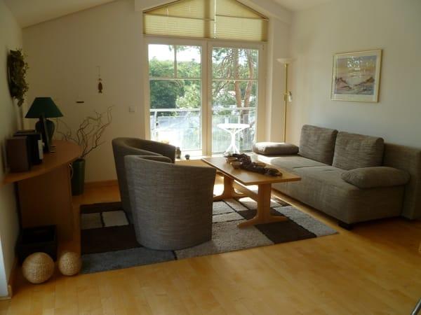 Hochwertiger, komfortabler Wohnbereich