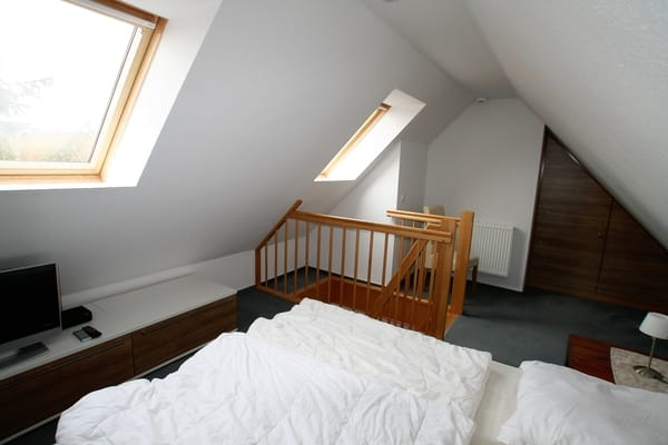 Oberes Schlafzimmer - Galerie