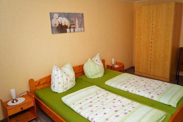 Schlafzimmer 1 Ansicht