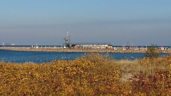 Sportboothafen Glowe