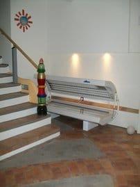 Solarium im Haus