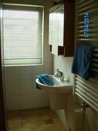 Dusche mit WC vom 1.Schlafzimmer