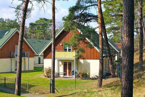 Haus 5 - Fewo Schütze am Waldrand hinter der Düne