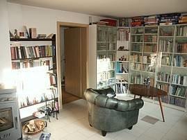 Unsere kleine Bibliothek