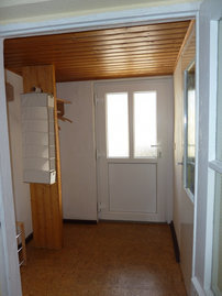 Eingangszone mit Garderobe