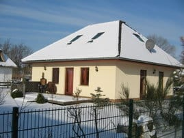 Ferienhaus Anni im Winter
