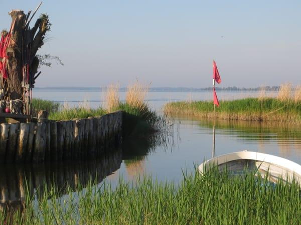 Hafen Achterwasser