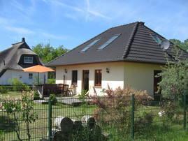 Ferienhaus Anni im Sommer