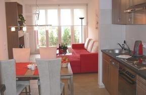 Küche/ Wohnzimmer