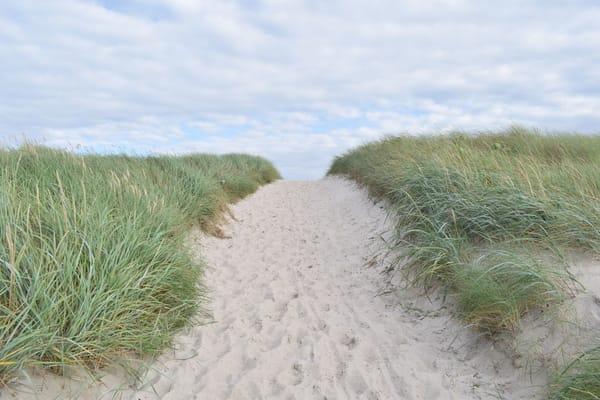 Strandaufgang in Dierhagen