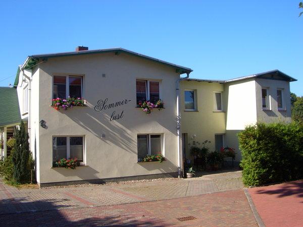 SOMMERLUST Ferienwohnungen Ostseebad Zinnowitz
