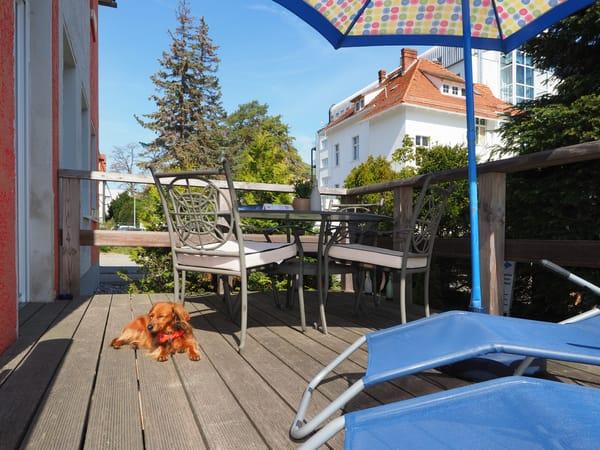 EG See mit Terrasse