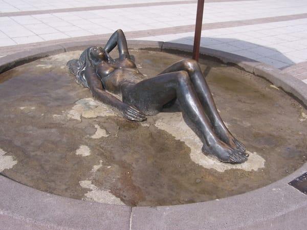 am Rondell - die Karlshagener Meerjungfrau