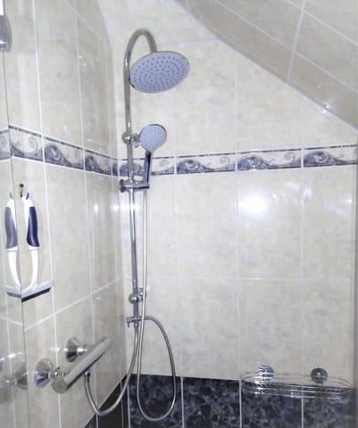 Bad - Überkopf & Brause Dusche