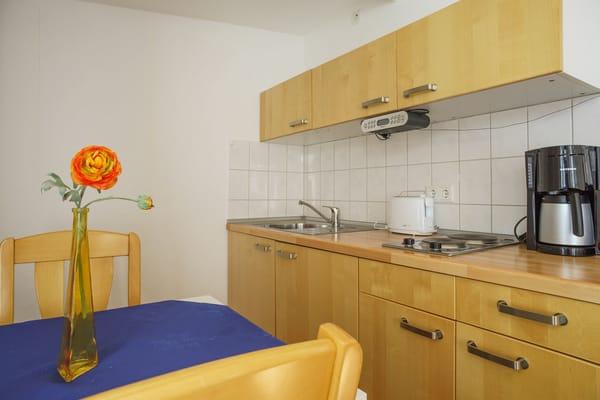 Küchenbreich mit Sitzecke