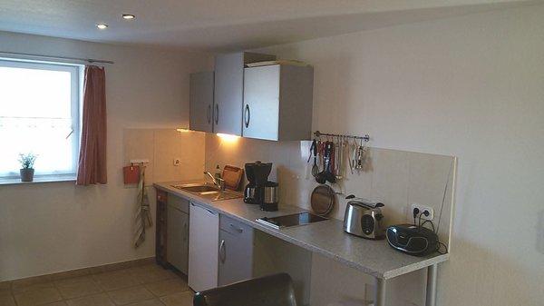 Küche mit Standardausstattung
