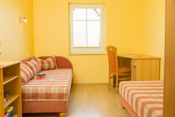 Schlafzimmer 2 - Kinderspiele