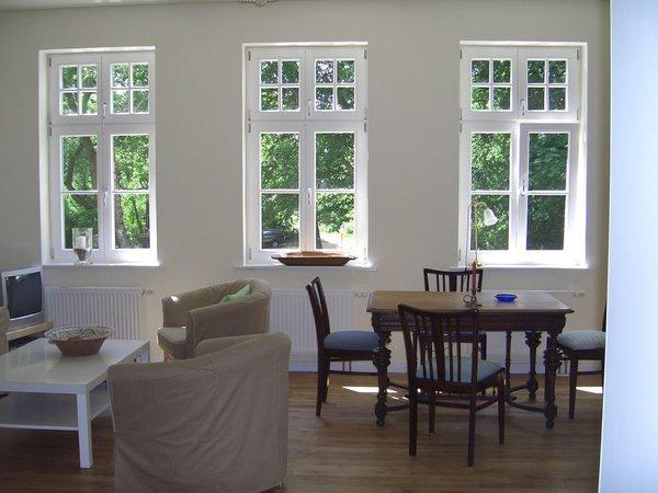 Wohn- Essbereich Wohnung II