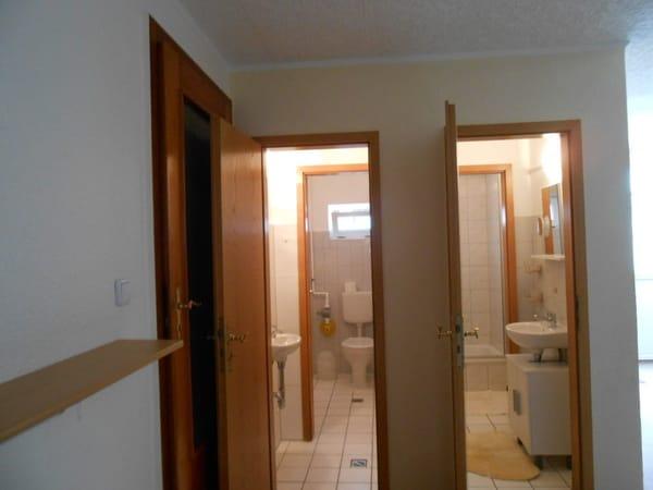 WC/Dusche