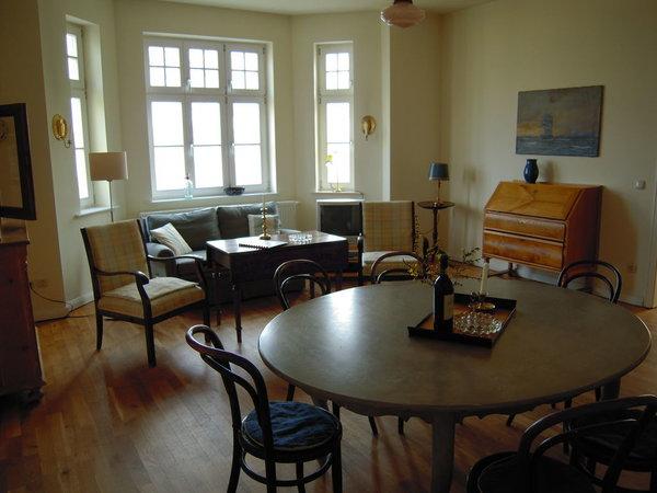 Wohnung III Wohn- und Essbereich