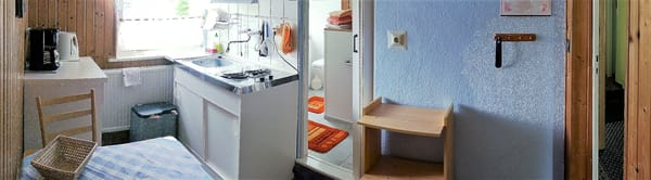 Panorama d. Küche