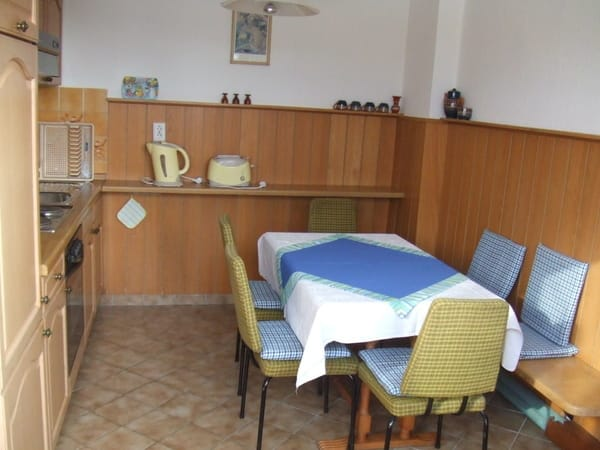 Separate Wohnküche