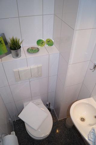 separates zweites WC
