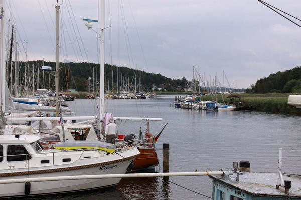 Yachthafen Seedorf