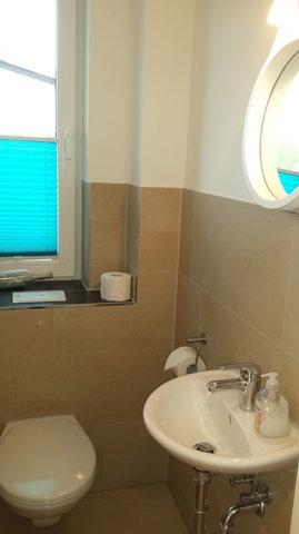 Toilette separat