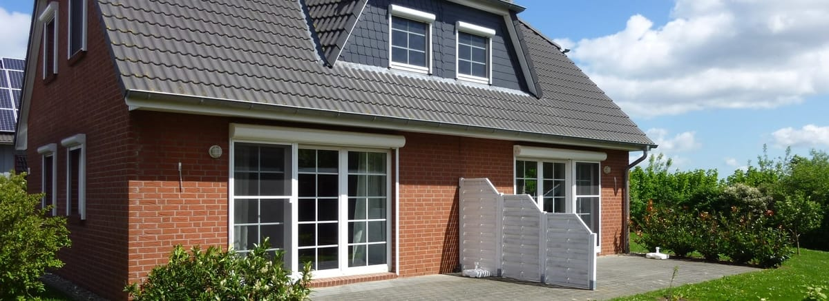 Haus Avalon mit zwei 65 qm Ferienwohnungen
