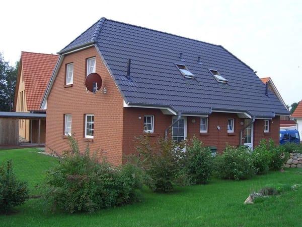 Ferienhaus Avalon Vorderseite