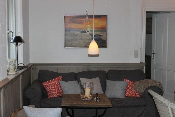 """Wohnzimmer Strandhaus """"Austern"""""""