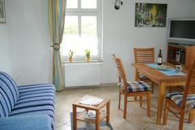 Wohnzimmer - Mediterranes Ambiente