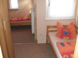 zweites Einzelbett