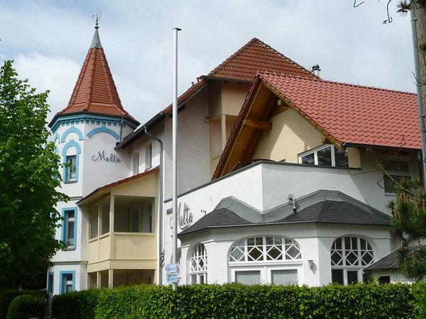 Das Haus Malta, Unere Wohnung Malta 9 Liegt Im 2. Geschoss.