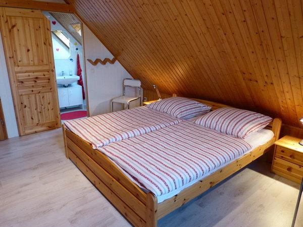 Kinderschlafzimmer mit WC