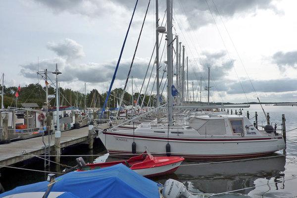 Hafen Putbus-Lauterbach