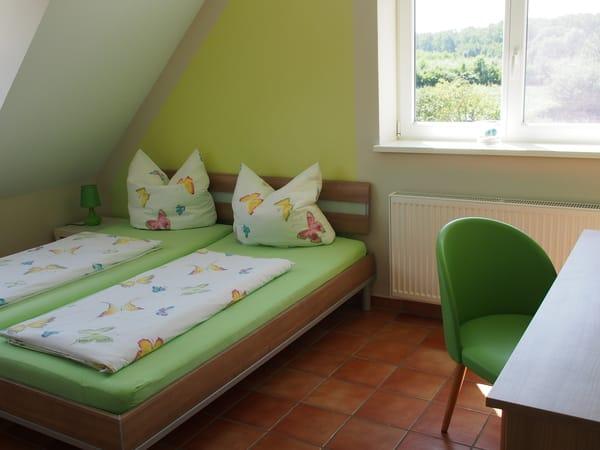 Schlafzimmer zum Entspannen