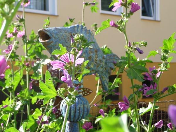 Stillleben im Garten