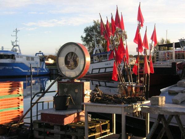 Thiessower Hafen