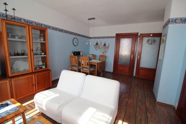 Wohnzimmer mit Blick auf dieEssecke
