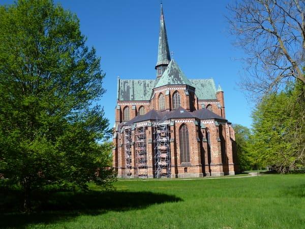 Auf den Spuren der Zisterzienser Mönche im Münster von Bad Doberan