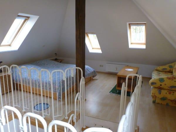 Maisonnette - 2. Schlafzimmer