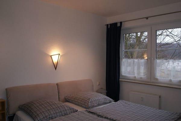 das Schlafzimmer, Bettgröße 180 x 200 cm