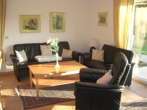 ostsee zinnowitz ferienhaus sybille 8 pers 650 meter zur ostsee. Black Bedroom Furniture Sets. Home Design Ideas