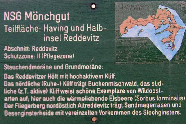 Naturschutzgebiet Mönchgut