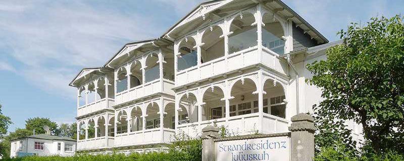 Strandresidenz Juliusruh, Haus I