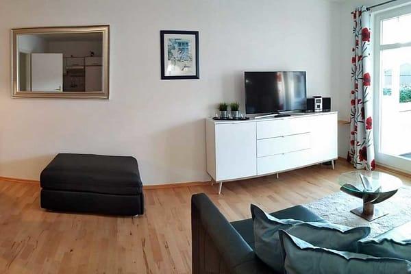 Fernseher im Wohnbereich